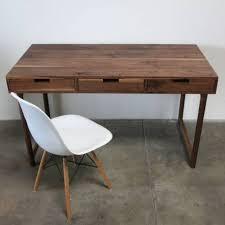 Modern Walnut Desk Walnut Desks Custommade