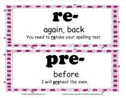 free prefixes and suffixes worksheets from the teacher u0027s guide