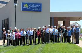 Barnes Jewish Hospital Emergency Room Phone Number Parkland Health Center Breaks Ground On Emergency Department