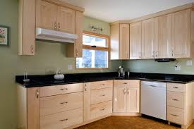 exles of painted kitchen cabinets kitchen paint colors with light wood cabinets room image and