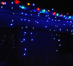 led icicle lights color popular and wonderful led icicle lights