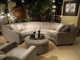 Curved Contemporary Sofa by Great Round Sectional Sofa With 25 Contemporary Curved And Round