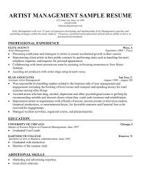 music industry resume sample old version sample of acting resume