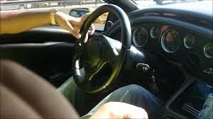 inside lamborghini a ride inside lamborghini diablo 2001 model youtube