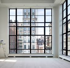 Windows To The Floor Ideas What To Consider When Buying Floor To Ceiling Window Treatments