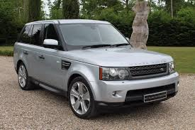 land rover 2009 used 2009 land rover range rover sport tdv6 hse for sale in