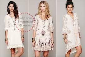 boho chic wedding dresses uk wedding short dresses