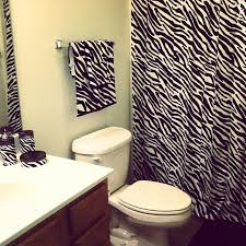 zebra bathroom decorating ideas great zebra bathroom decorating ideas 8 on bathroom design ideas