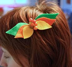 hair bow tie fall leaf bow tie hair bow kix cereal