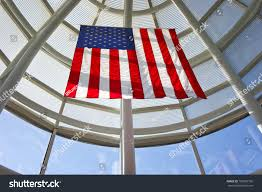 Chicago Flags Flags Chicago Ohare Airport Stock Photo 100903756 Shutterstock