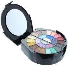br deluxe makeup palette 64 colors extra pearl shine walmart com