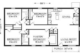 simple house floor plans simple house floor plan with dimensions house design ideas simple