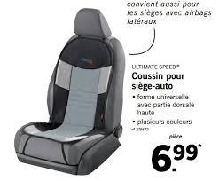 siege lidl lidl promotion coussin pour siège auto speed housses