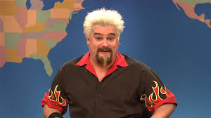 fieri sketches from snl played by bobby moynihan nbc