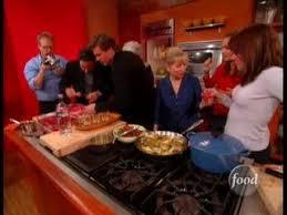 armchair cook a food network addict november 2005