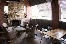 patio atlanta restaurant scene