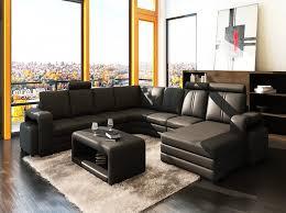 canapé panoramique en cuir canapé canapé panoramique cuir inspiration canape d angle