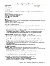 Resume Template Graduate Example Of Great Resume Sample Resume123