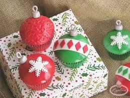 ornament cupcakes fondant cupcake tutorial
