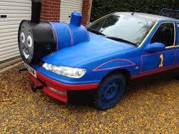 peugeot atv my peugeot 406 hdi thomas the tank engine car has a smoke machine