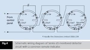 series 65 optical smoke detector wiring diagram apollo smoke with