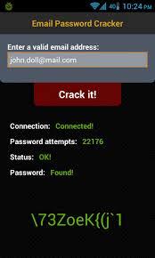 cracker apk email password cracker 1mobile