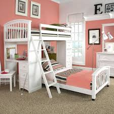 Bunk Bed With Crib On Bottom Bedroom Smart Ideas For Small Spaces By Using Desk Bed Combo