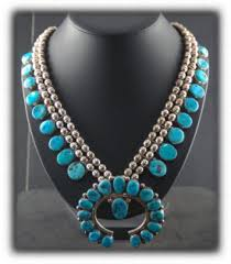 real turquoise necklace images Authentic turquoise jewelry by durango silver company jpg