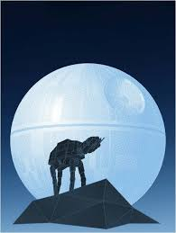 at at walker howling at the moon star wars rug u2013 star wars bedroom