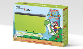 amazon black friday video game deals duration amazon u0027s exclusive lime green new nintendo 3ds xl comes with a
