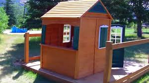 big backyard bayberry ready to assemble wooden playhouse review