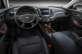 2007 Chevy Impala Interior 2016 Chevrolet Impala Review U0026 Ratings Edmunds