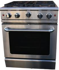 capital mcr304n 30 inch pro style gas range with 4 power flo