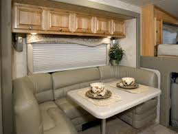 Rv Interiors Images Host Campers Motorcoach