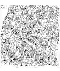 zentangle coloring pages adults justcolor 3