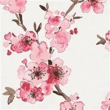 cherry blossom fabric carousel designs