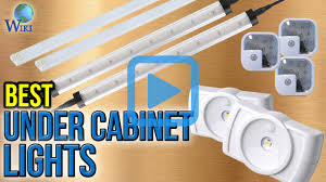 battery operated under cabinet light top 10 under cabinet lights of 2017 video review