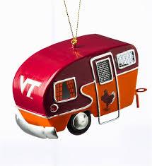 item 420022 virginia tech hokies cer ornament