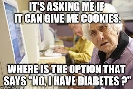 Computer Grandma Meme - grandma computer memes imgflip
