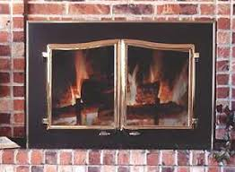 Air Tight Fireplace Doors by Wood Fireplace Doors Buy Country Flame Universal Fireplace Doors