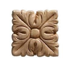 ornamental mouldings 3440pk 7 32 in x 2 in x 2 in birch square