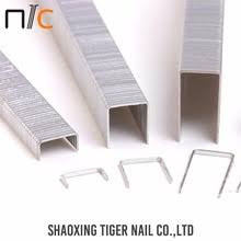 fine wire staple fine wire staple direct from shaoxing tiger nail