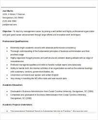 graduate fresher resume templates 6 free word pdf format