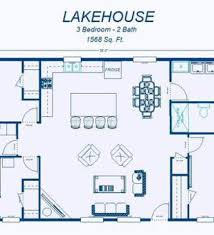 Simple Three Bedroom House Plan Bedroom House Plans With Basement Joshua And Tammy