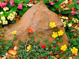Large Pebbles For Garden Beach by How To Use Rocks In Your Landscape Hgtv