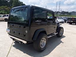jeep wrangler 2 door hardtop black used jeep wrangler under 6 000 for sale used cars on buysellsearch
