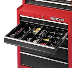 craftsman tool chest drawer organizer
