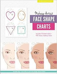 makeup artist books makeup artist shape charts the beauty studio collection