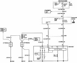 gm alternator schematic wiring diagram simonand