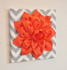 wall decor beautiful coral color wall decor coral color wall